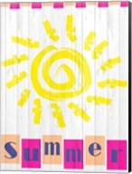 Summer Sun Fine-Art Print