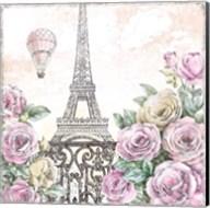 Paris Roses VI Fine-Art Print