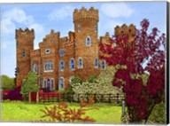 Ireland - Clonyn Castle, Co Westmeath Fine-Art Print