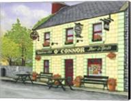Ireland - O'Connor's Pub Fine-Art Print