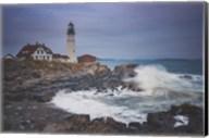Cape Elizabeth Storm Fine-Art Print