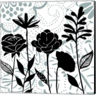 Floral Mist II Fine-Art Print