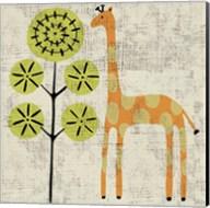 Ada's Giraffe Fine-Art Print