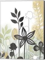 Sketchbook Garden I Fine-Art Print