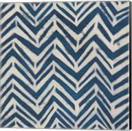 Indigo Signals II Fine-Art Print