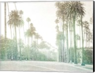 Driving in Beverly Hills Fine-Art Print