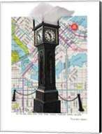 Gastown Clock Vancouver BC Fine-Art Print