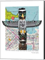 Totem Vancouver Fine-Art Print