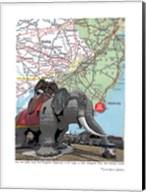 Jersey Shore Lucy Margate Elephant Fine-Art Print