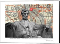 Abraham Lincoln Memorial Washington DC Fine-Art Print