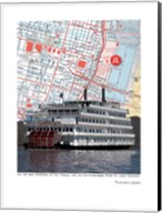 St. Louis River Boat Fine-Art Print