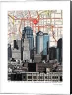 Kansas City Skyline Fine-Art Print
