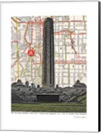 Kansas City Liberty Memorial WWI Museum Fine-Art Print