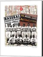 Negro Leagues Baseball Museum Kansas City Fine-Art Print