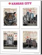Big Kansas City Poster Fine-Art Print