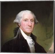 George Washington, 1795 -Detail Fine-Art Print