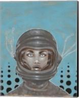 Sally-Saturn Fine-Art Print