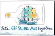 Keep Sailing Fine-Art Print