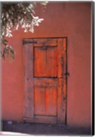 Red Door Fine-Art Print