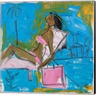 Pink Bikini Fine-Art Print