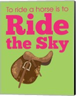 Ride the Sky Fine-Art Print