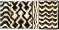 Black and Gold Geometric VII Fine-Art Print