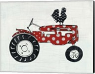 Modern Americana Farm V Fine-Art Print