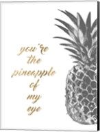 Pineapple Life III Fine-Art Print
