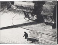 Night Shadows, 1921 Fine-Art Print