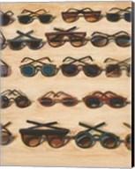 Five Rows of Sunglasses, 2000 Fine-Art Print