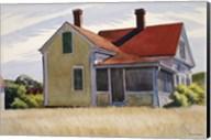 Marshall's House, 1932 Fine-Art Print