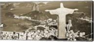 Overlooking Rio de Janeiro, Brazil Fine-Art Print