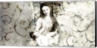 Madonna and Child (after Van Dyck) Fine-Art Print