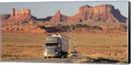 Highway, Monument Valley, USA Fine-Art Print