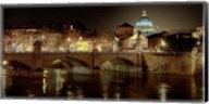 Rome at Night Fine-Art Print