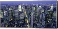 Fifth Avenue and Midtown Manhattan, NYC Fine-Art Print