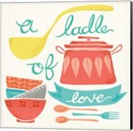 A Ladle of Love Fine-Art Print