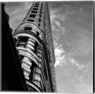 Beneath Flatiron Building Fine-Art Print
