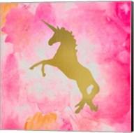 Unicorn Square 2 Fine-Art Print