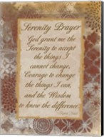 Godly Serenity Fine-Art Print