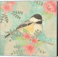 Chickadee Day I Fine-Art Print
