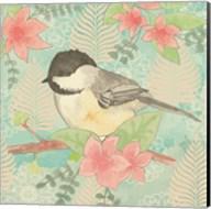 Chickadee Day II Fine-Art Print