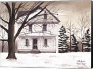 Winter Porch Fine-Art Print