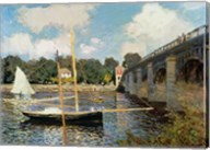 The Seine at Argenteuil Fine-Art Print