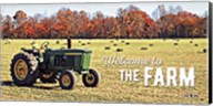 Farm Welcome Fine-Art Print