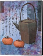 Blue Teapot Fine-Art Print
