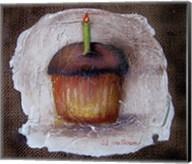 Birthday Cake a la Fresco Fine-Art Print