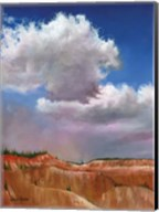 Blanket Over Bryce Fine-Art Print