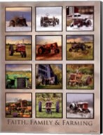 Faith, Family, & Farming Fine-Art Print