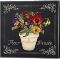 Fleur Pensee Fine-Art Print